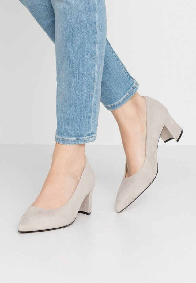 Pumps - corda