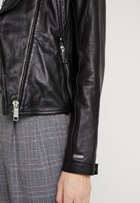 Maze - INDIANA - Leather jacket - black - 5