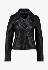Maze - INDIANA - Leather jacket - black - 6