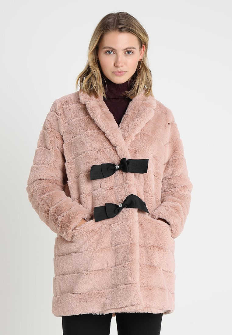 Maze - MENNIFEE - Winter coat - light blush