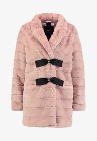 Maze - MENNIFEE - Winter coat - light blush - 4