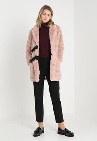 Maze - MENNIFEE - Winter coat - light blush - 1