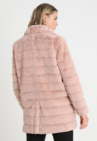 Maze - MENNIFEE - Winter coat - light blush - 2