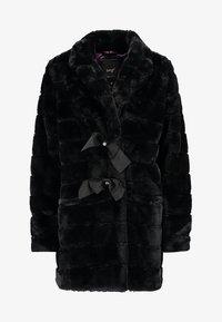 Maze - MENNIFEE - Winter coat - black - 3