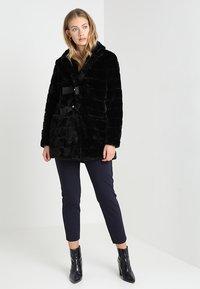 Maze - MENNIFEE - Winter coat - black - 1