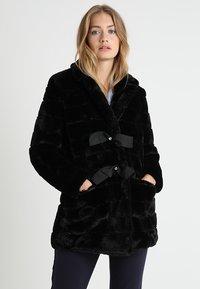 Maze - MENNIFEE - Winter coat - black - 0