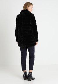 Maze - MENNIFEE - Winter coat - black - 2