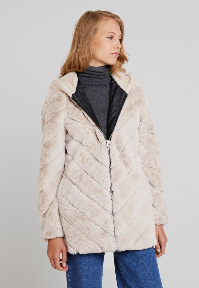 CAMPANA - Winter coat - offwhite