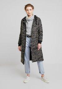 Maze - CANOGA - Classic coat - grey - 2