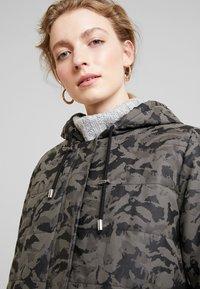Maze - CANOGA - Classic coat - grey - 4