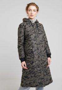 Maze - CANOGA - Classic coat - grey - 0