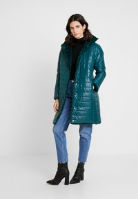 Maze - LIDA - Winter coat - petrol - 3