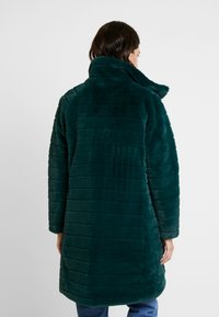 Maze - LIDA - Winter coat - petrol - 2