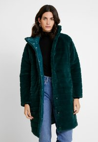 Maze - LIDA - Winter coat - petrol - 0
