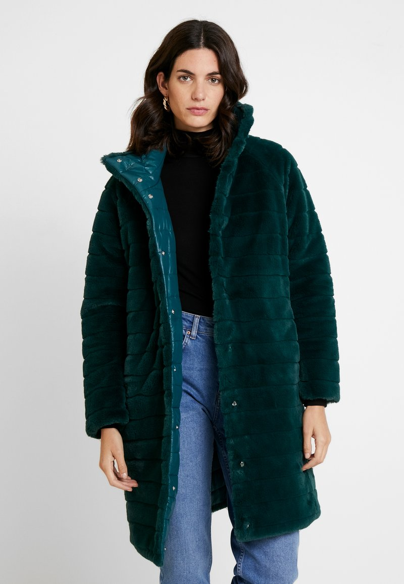 Maze - LIDA - Winter coat - petrol