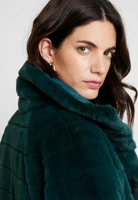 Maze - LIDA - Winter coat - petrol - 4