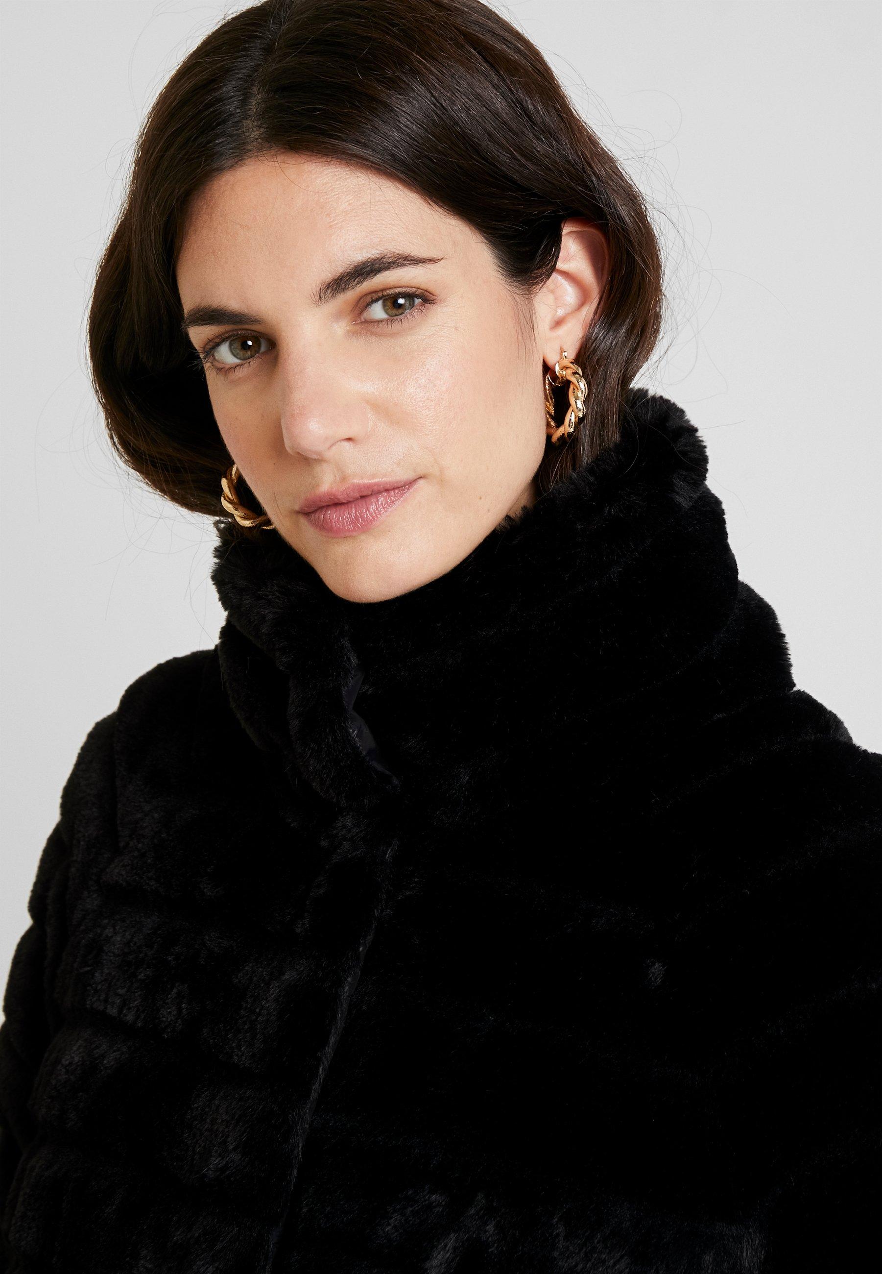Maze LIDA - Płaszcz zimowy - black