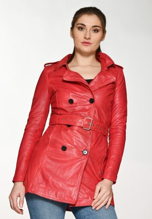 CULIMA - Trenchcoat - red