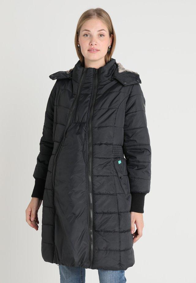 MADISON - Zimní kabát - black
