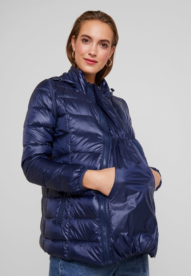 LOLA 5-IN-1 LIGHTWEIGHT JACKET - Zimní bunda - navy