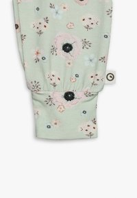 Müsli by GREEN COTTON - SPICY ANEMONES PANTS BABY - Pantalones - dusty green - 4