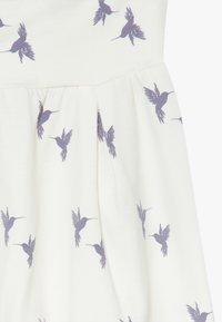 Müsli by GREEN COTTON - SHADOW BABY ZGREEN - Trousers - cream - 2