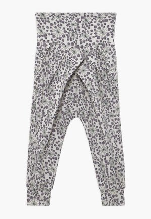 JUNCUS  BABY - Broek - white/purple