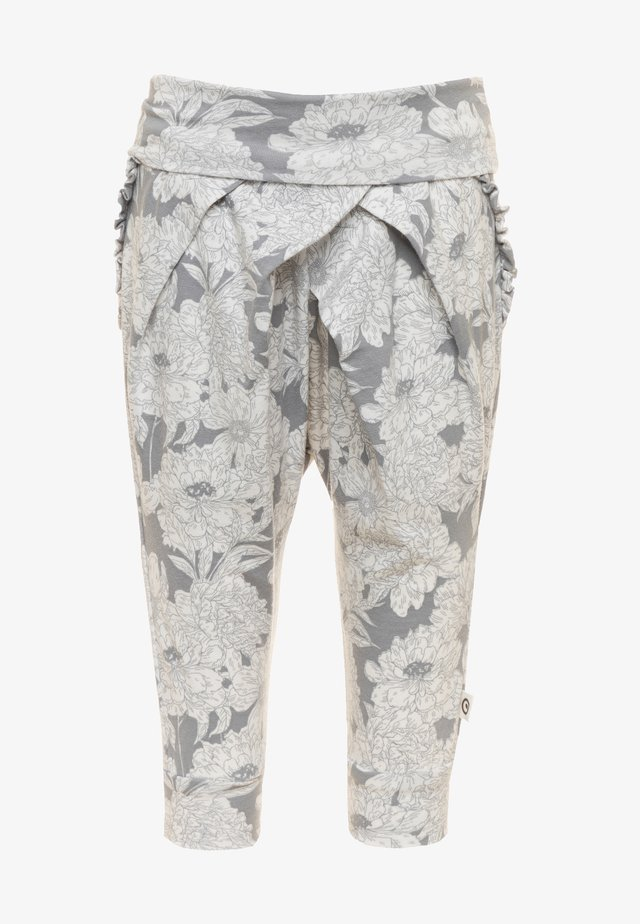 BLOOMING PANTS - Pantalon classique - shark