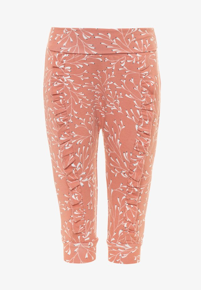 DOTTI PANTS - Trousers - desert