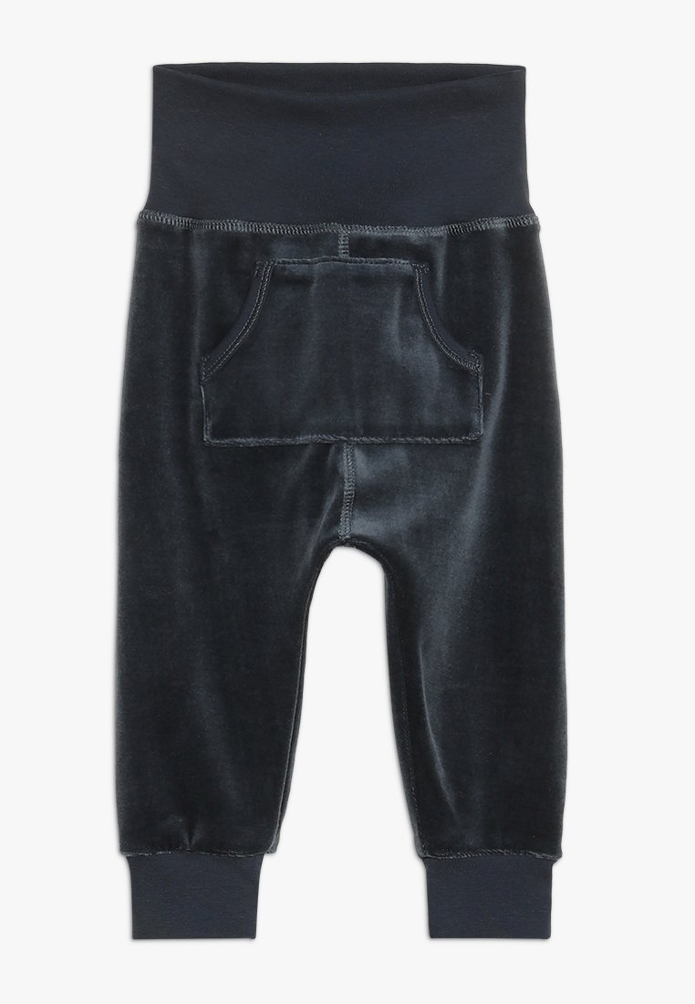 Müsli by GREEN COTTON - POCKET PANTS BABY - Pantalon classique - midnight