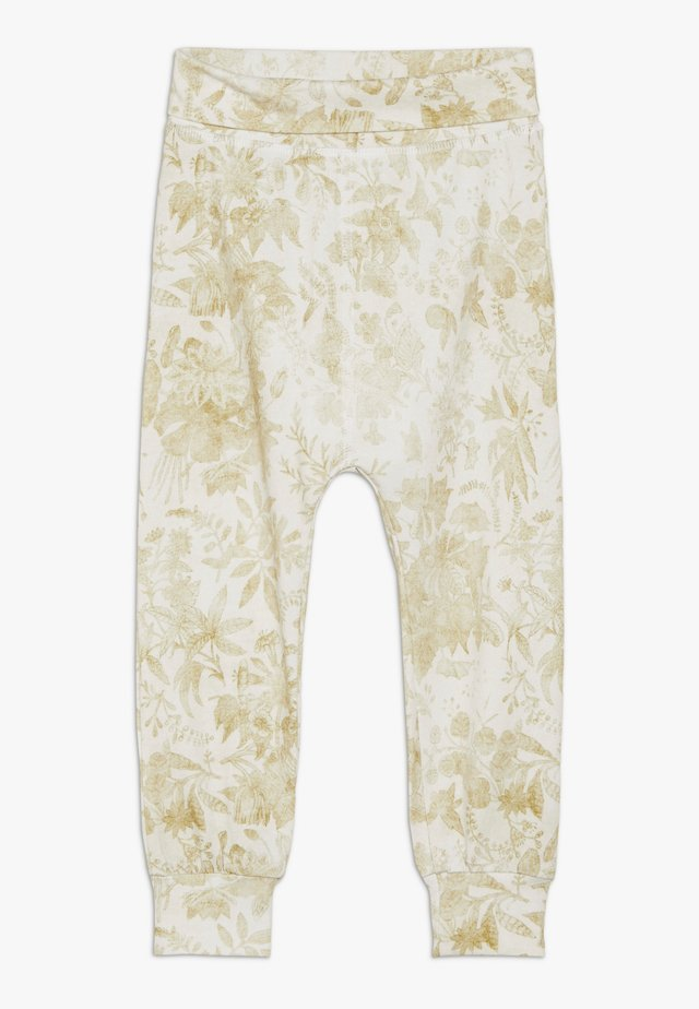 SPICY VINTAGE PANTS BABY - Tracksuit bottoms - cream