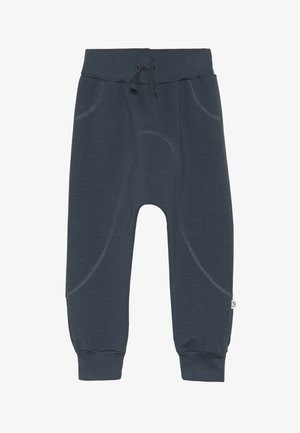 PANTS BOY BABY - Spodnie materiałowe - midnight