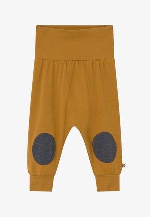 COZY ME KNEE PANTS - Pantaloni - wood