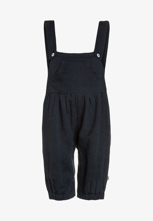 WOVEN OVERALL BABY - Overal - midnight