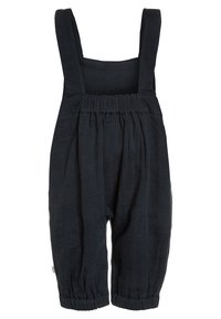 Müsli by GREEN COTTON - WOVEN OVERALL BABY - Overal - midnight - 1