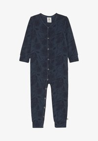 Müsli by GREEN COTTON - PINE BABY - Overal - midnight - 3
