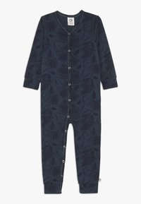 Müsli by GREEN COTTON - PINE BABY - Overal - midnight - 0
