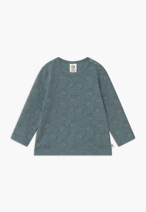 WOLF BABY - Langærmede T-shirts - lagoon green