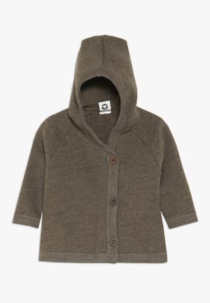 JACKET BABY - Veste polaire - walnut