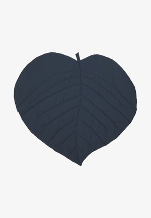 LEAF BLANKET BABY  - Play mat - midnight