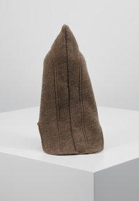 Müsli by GREEN COTTON - HAT BABY - Mössa - walnut - 3