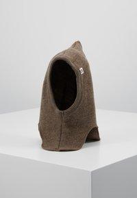 Müsli by GREEN COTTON - HAT BABY - Mössa - walnut - 0