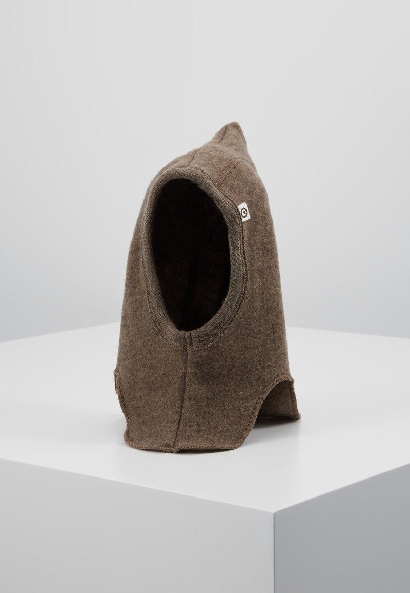 Müsli by GREEN COTTON - HAT BABY - Mössa - walnut