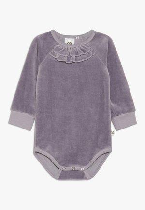 FRILL BODY BABY  - Body - purple