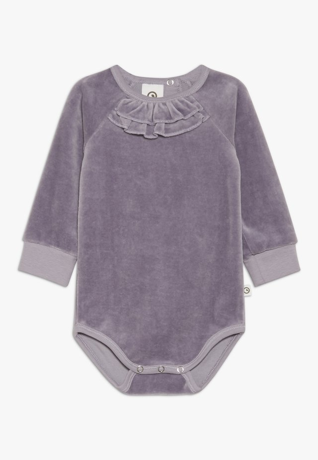 FRILL BODY BABY  - Body - purple