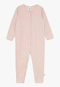 Müsli by GREEN COTTON - RABBIT BABY ZGREEN - Pyjama - rose whip - 0