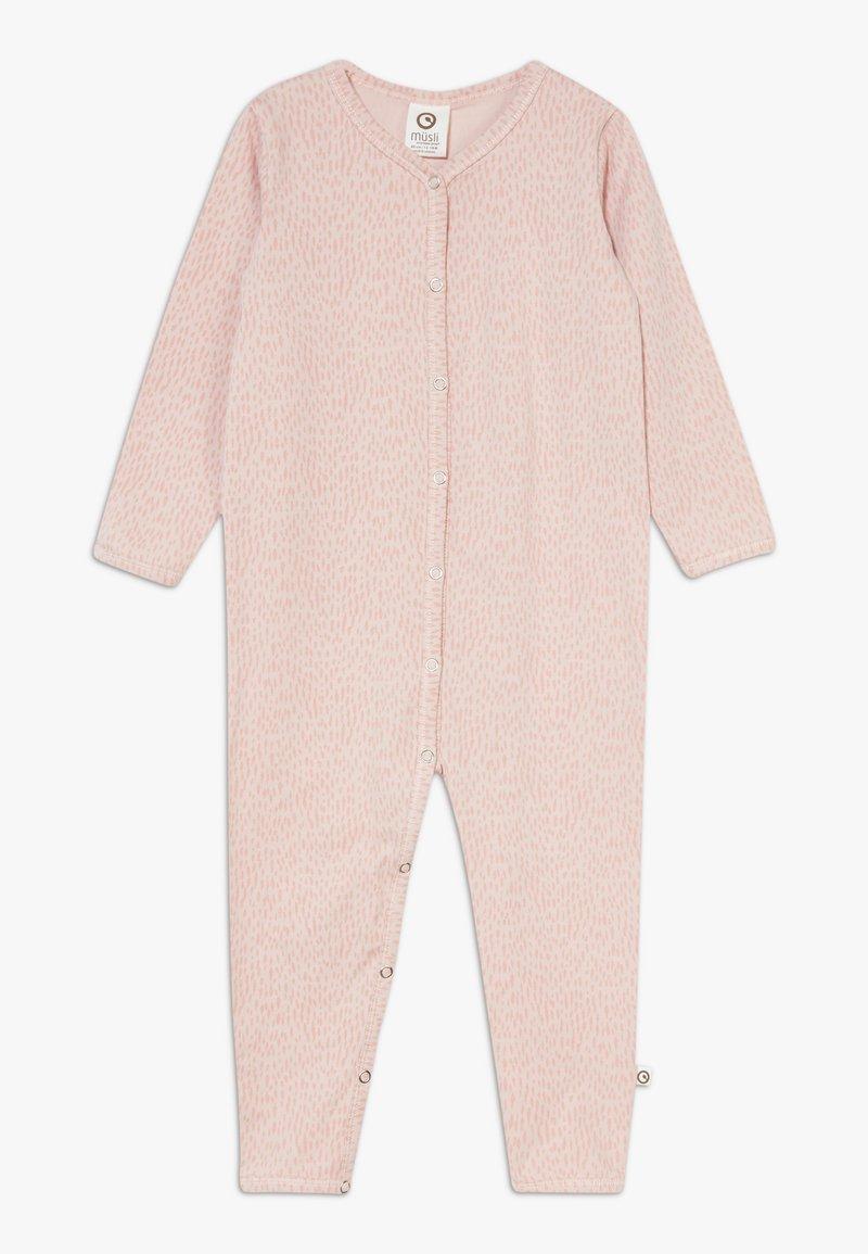 Müsli by GREEN COTTON - RABBIT BABY ZGREEN - Pyjama - rose whip
