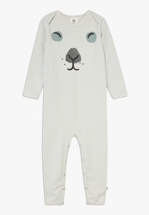 RABBIT FRONT BABY ZGREEN - Pyjama - blue fox