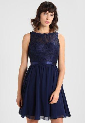 Robe de soirée - mitternachtsblau