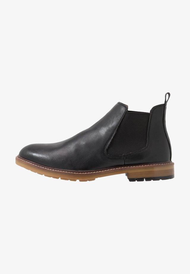 MASTOR - Korte laarzen - black